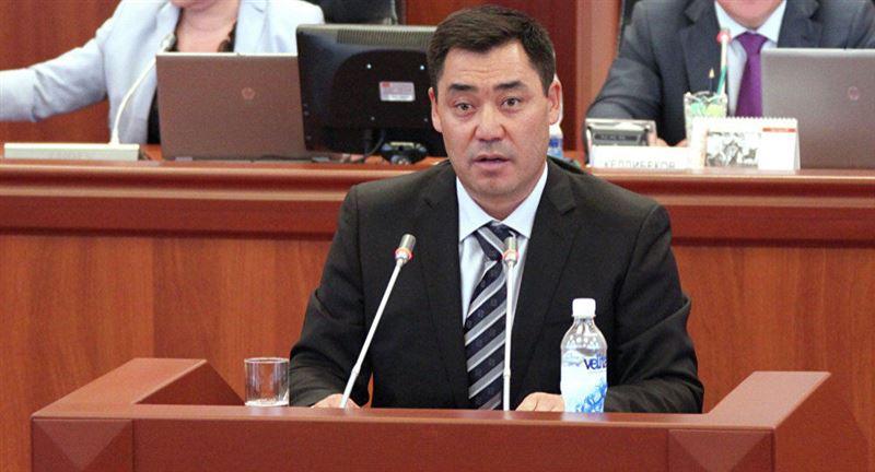 И. о. президента Кыргызстана подаст в отставку в декабре