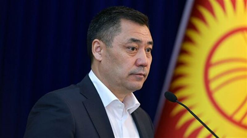 Президент міндетін атқарушы Жапаров отставкаға кетеді
