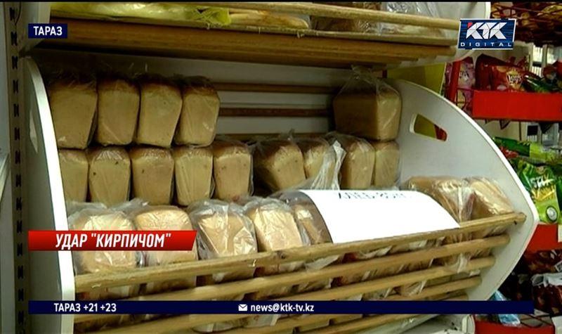 Таразские хлебопекарни полтора дня незаконно завышали цены