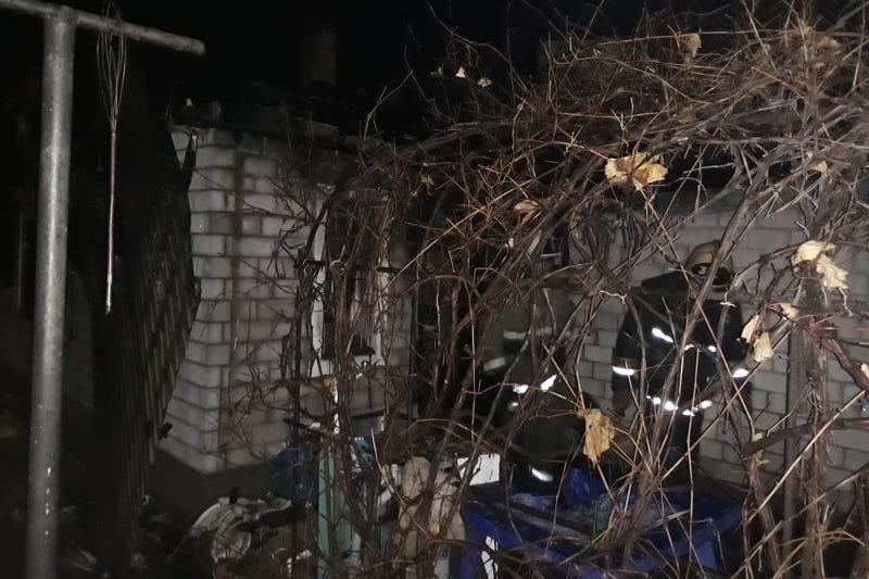Сотрудник ДЧС предотвратил трагедию и сам получил ожоги в Павлодаре