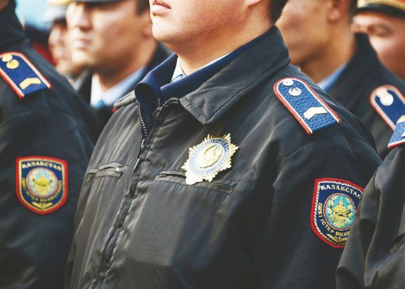 Қазақстанда полицейлердің жалақысы өседі