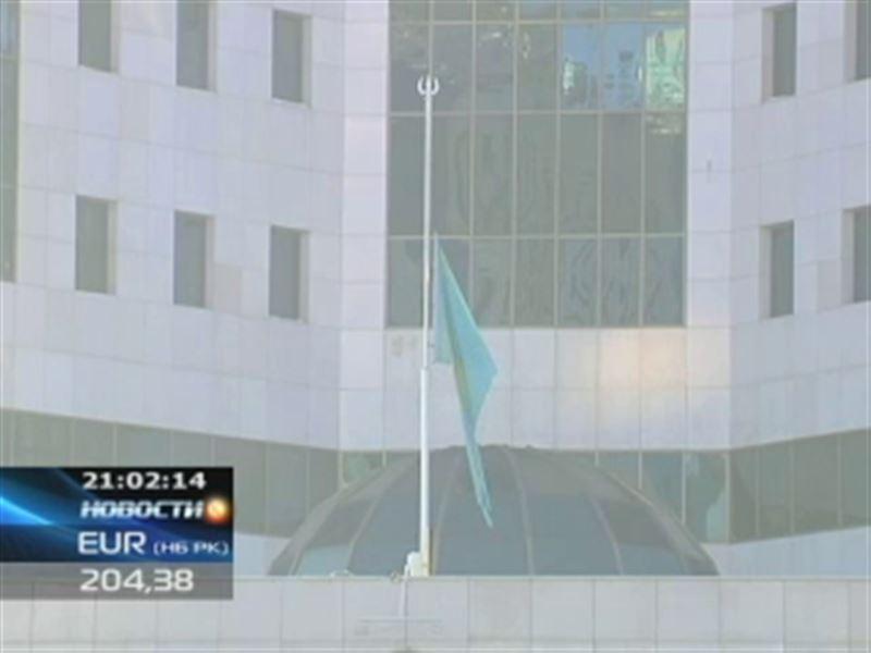Казахстан скорбит по погибшим в авиакатастрофе под Алматы