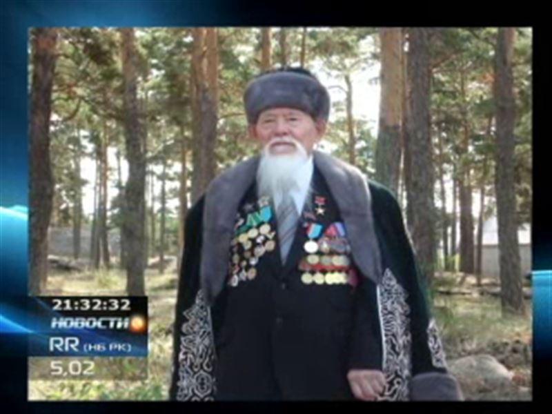 На 99-ом году жизни скончался Баян Жангалов