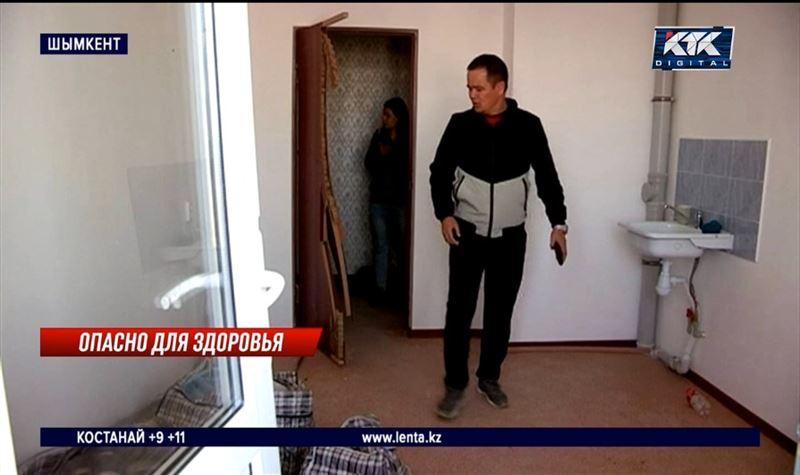 Мужчина получил сильные ожоги после взрыва газа в Шымкенте