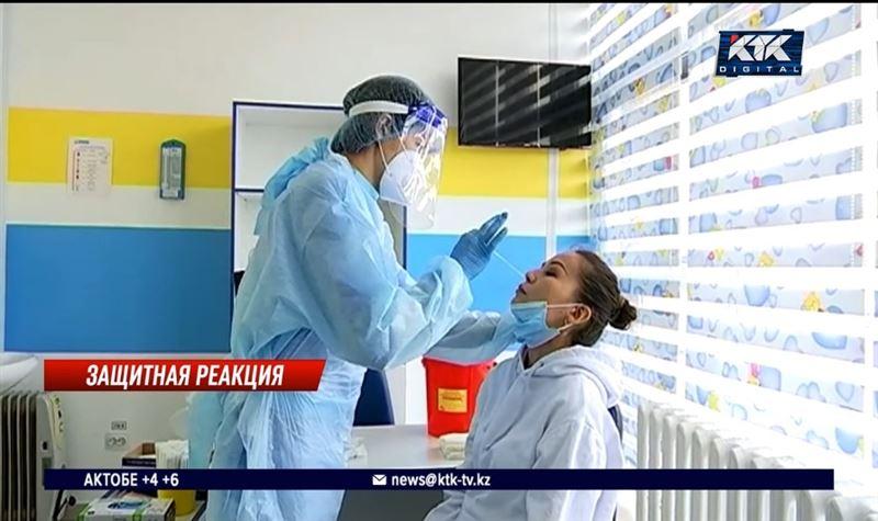 ПЦР-диагностика подешевела вдвое, на маски разрешена наценка не больше 3 тенге