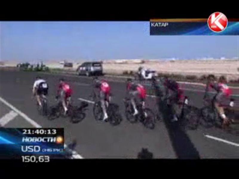 «Астана» принимает участие в веломногодневке «Тур Катара»