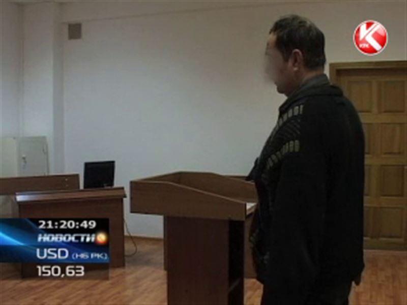 В Петропавловске посадили в тюрьму пешехода