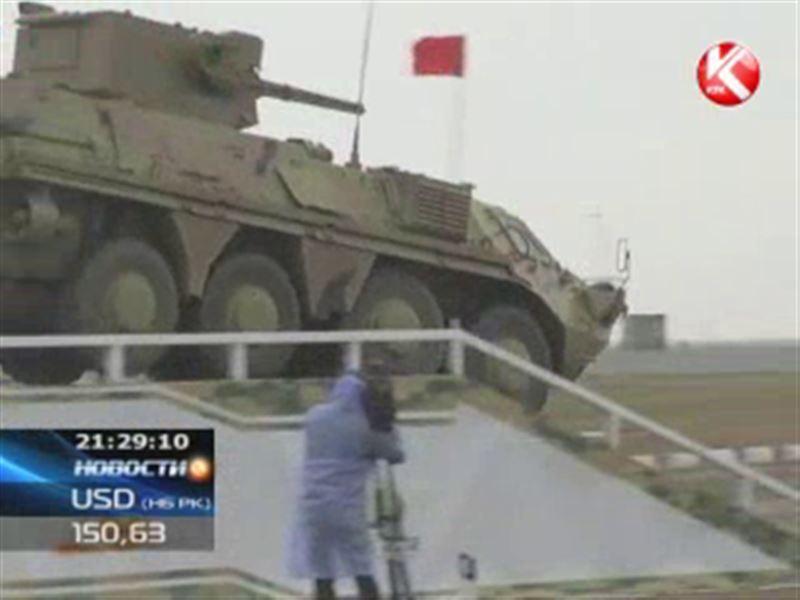 Оружейный казахстанско-украинский скандал набирает обороты