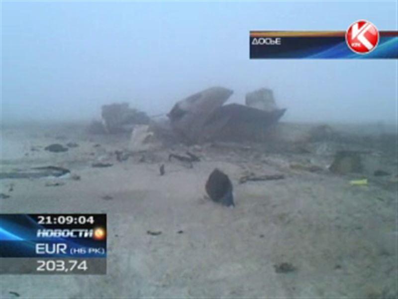 В Москве расшифровали чёрный ящик рухнувшего CRJ-200