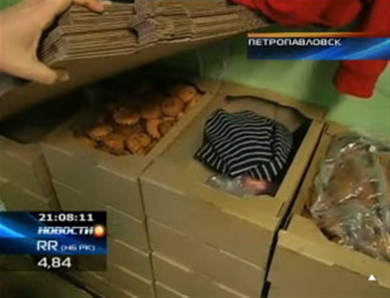 Петропавловские полицейские обнаружили подпольный цех гастарбайтеров-кондитеров