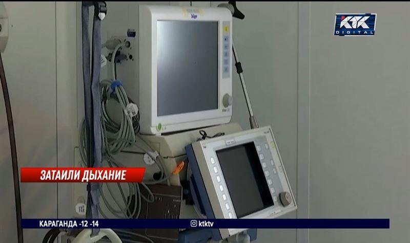 В больницы закупили неработающие аппараты ИВЛ