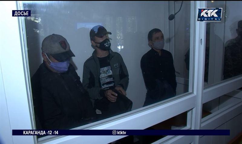Четырех участников кордайских беспорядков выпустят на свободу