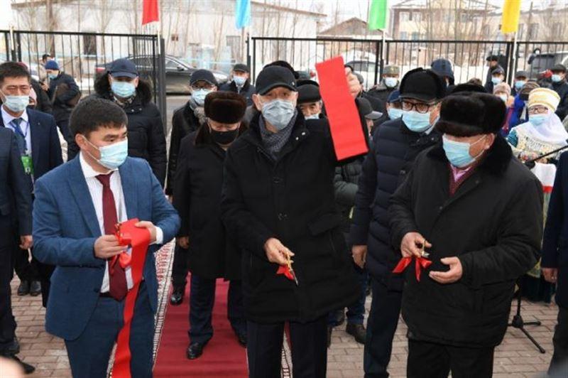 Открытие нового ЦОНа состоялось в Алматинской области