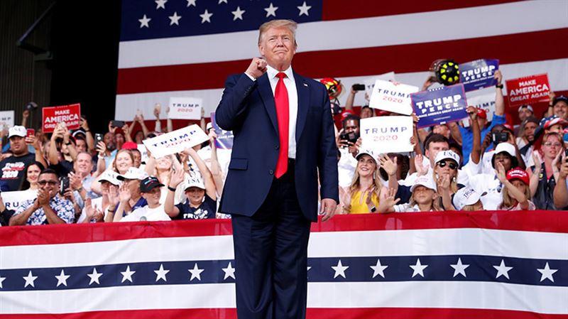 Трамп назвал «виновных» в своем поражении на выборах