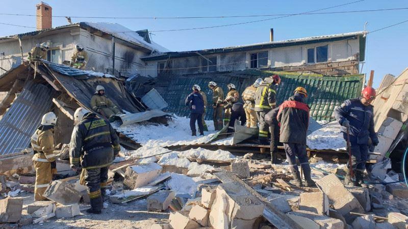 Елордадағы жарылыстан 33 адам зардап шекті
