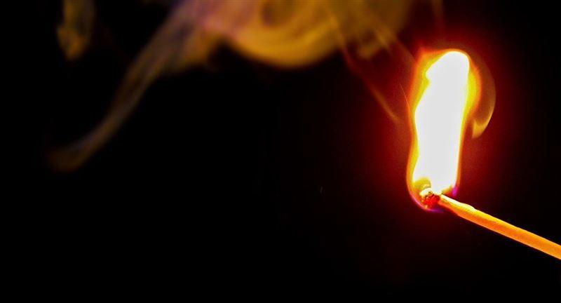 Көз алдында өртеніп кетті: Солтүстік Қазақстанда болған оқиғаның мән-жайы