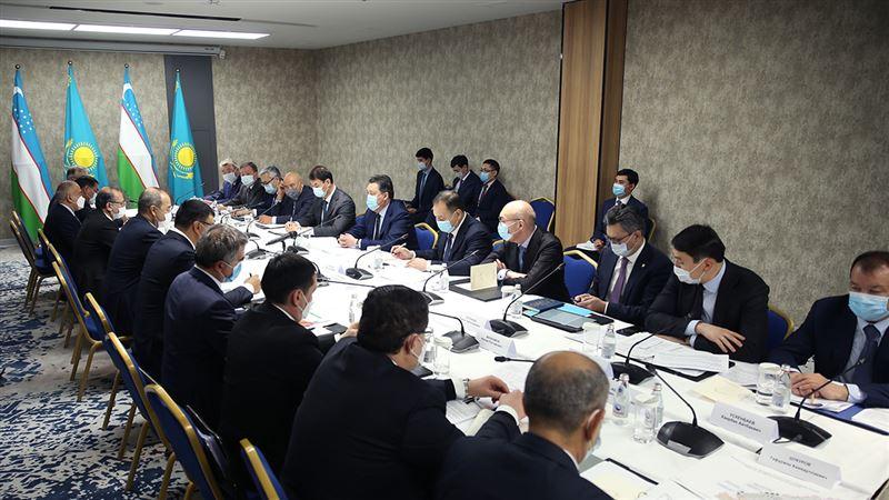 В Туркестане прошли переговоры премьер-министров Казахстана и Узбекистана