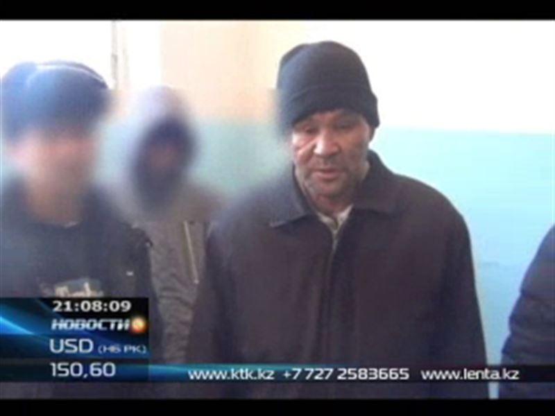 В Актау, наконец, задержали бомжа-педофила