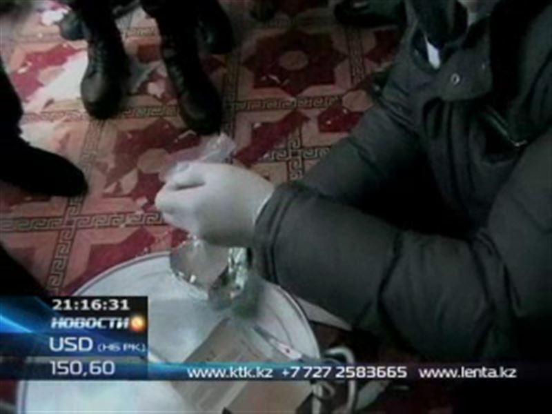 В Павлодаре торговали наркотическим чаем