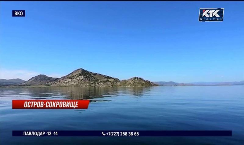 Остров в ВКО продают за 1,5 миллиарда