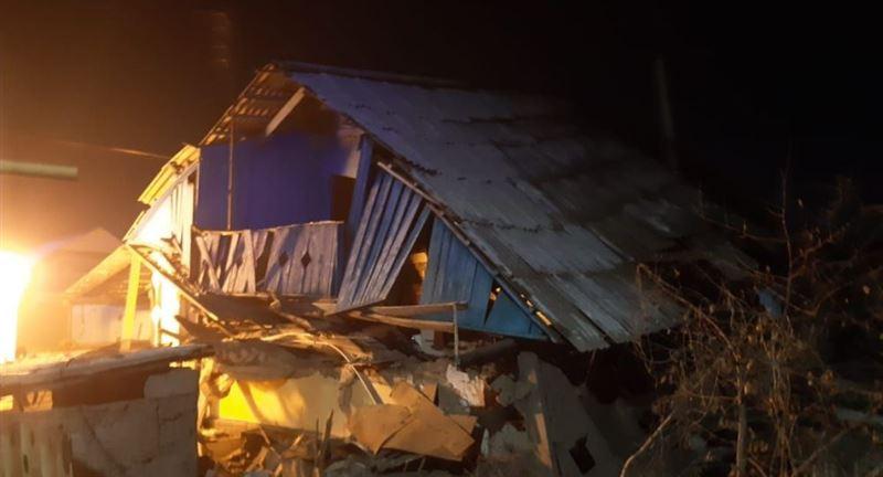 Талдықорған іргесіндегі жарылыстан 8 адам зардап шекті