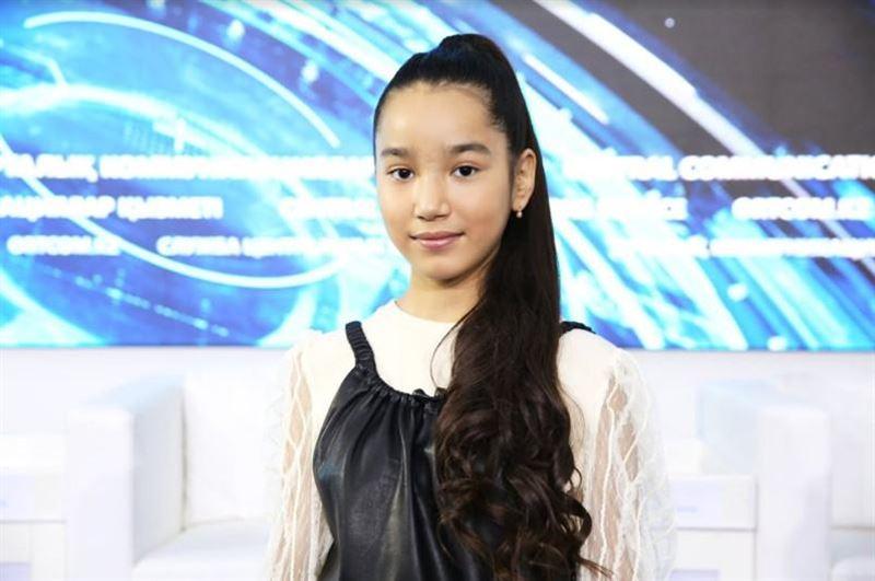 «Junior Eurovision» финалында Қарақат Башановаға қалай дауыс беруге болады