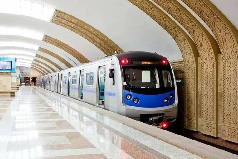 Алматыда метро пойыздарының жүру кестесі өзгерді