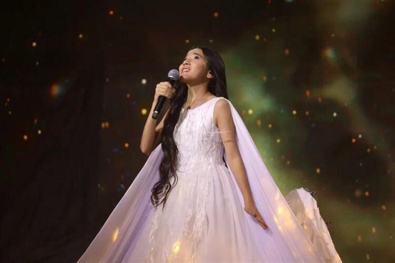 Каракат Башанова заняла второе место на «Детском Евровидении»