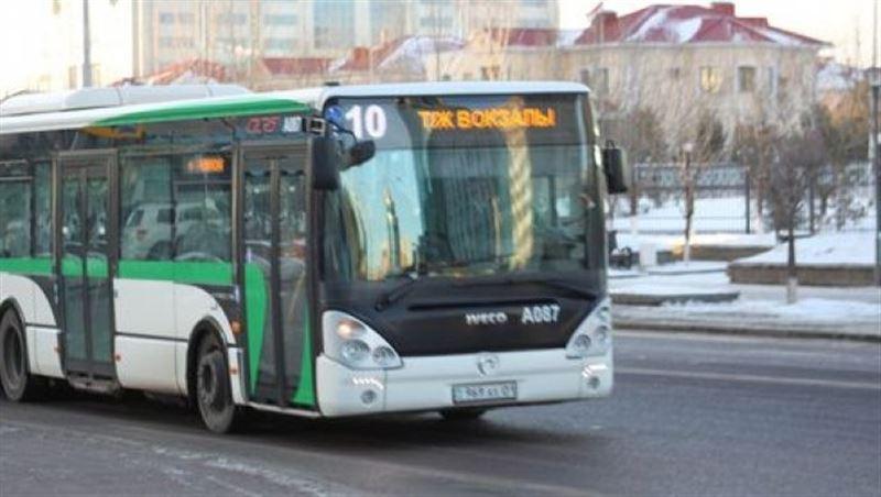 1 декабря общественный транспорт в столице продолжит работу в обычном режиме