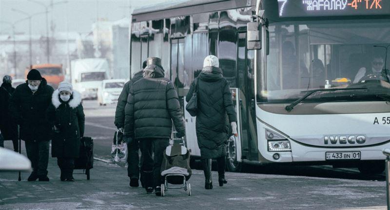 Тұңғыш президент күнінде автобустар жүре ме