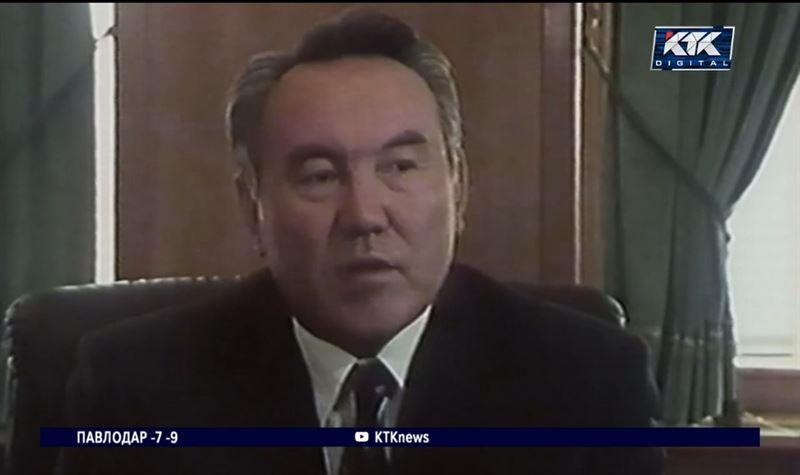 Премьера: история Назарбаева в пленке, фотографиях и «цифре»