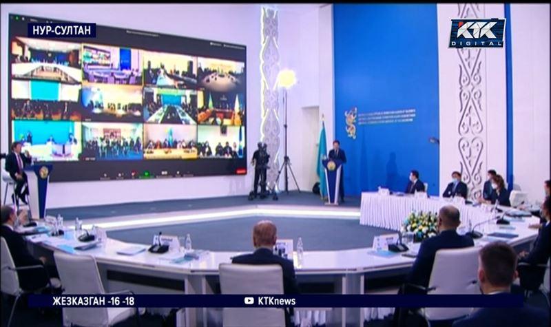 «Назарбаев задал тон» – Кондолиза Райс на конференции об исторической роли Елбасы
