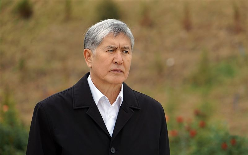 Қырғызстанның экс-президенті Атамбаевқа қатысты үкімнің күші жойылды