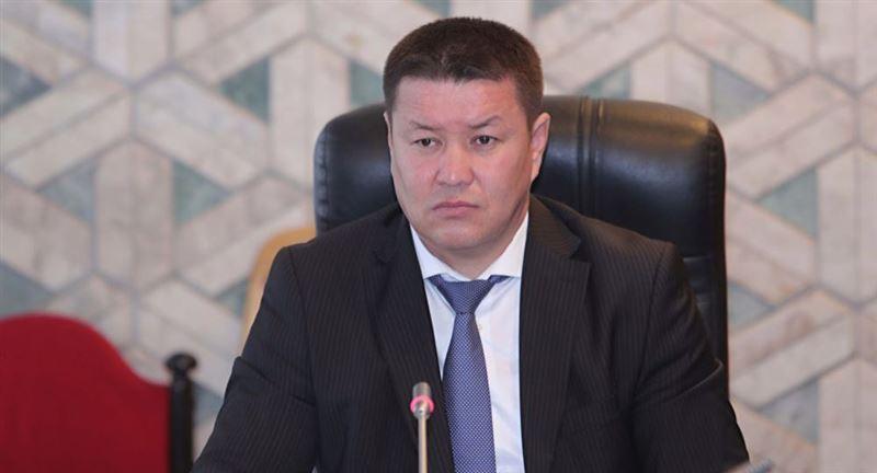 И. о. президента Кыргызстана выразил благодарность Касым-Жомарту Токаеву