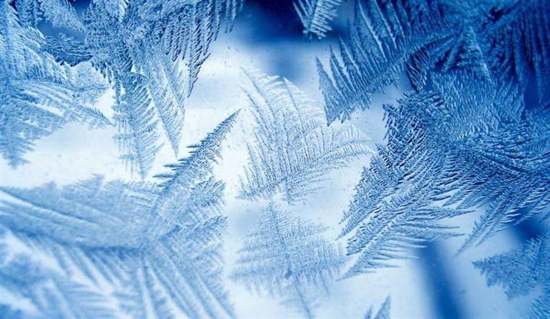 Сильный мороз прогнозируют в Казахстане