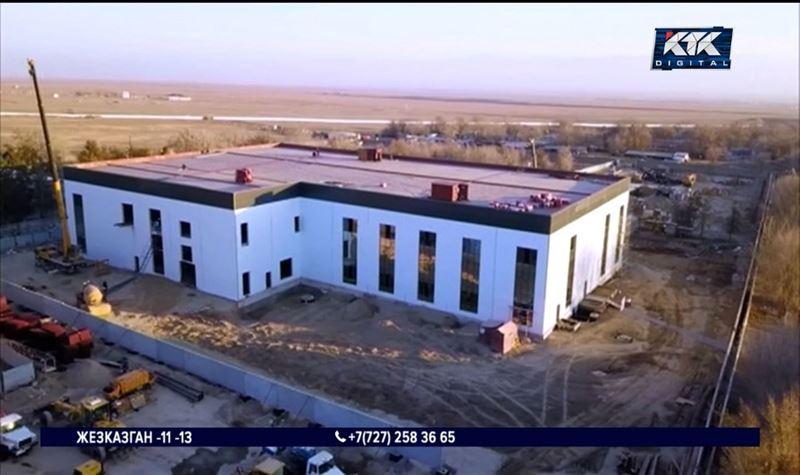 В Казахстане заканчивается строительство завода по выпуску вакцины от COVID-19