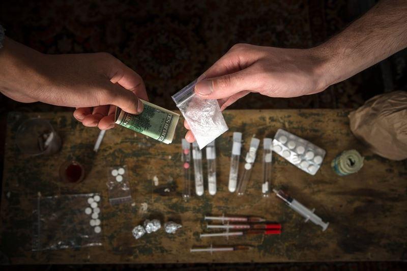 Глава Туркменистана лично сжег партию наркотиков