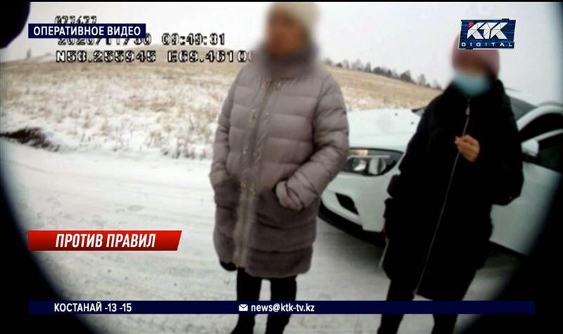 На севере Казахстана граждане объезжают блокпосты и продолжают проводить тои