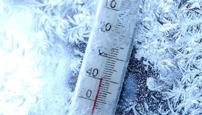 Из-за мороза отменены занятия для учеников 1-5-х классов в Нур-Султане