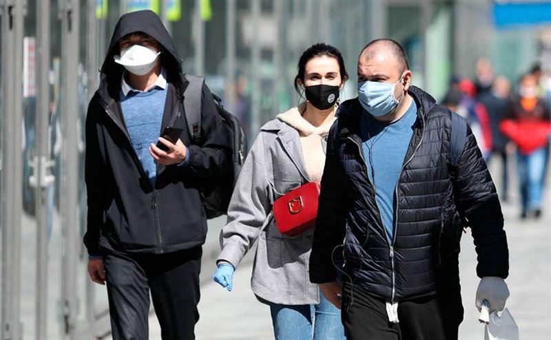 Алматы коронавирус таралуы бойынша «сары» аймақтан шықты