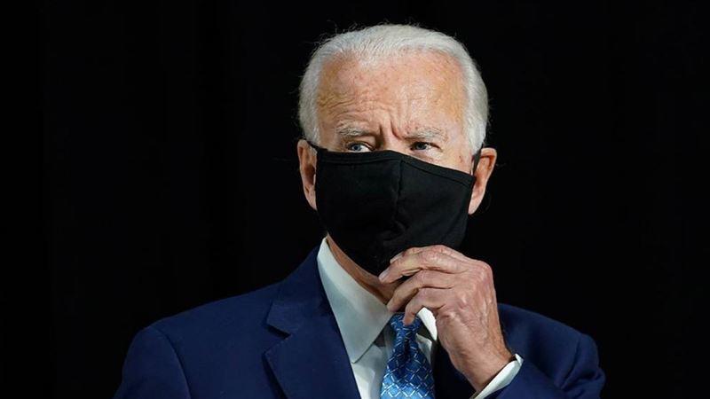 Байден попросил граждан США носить маски в течение 100 дней