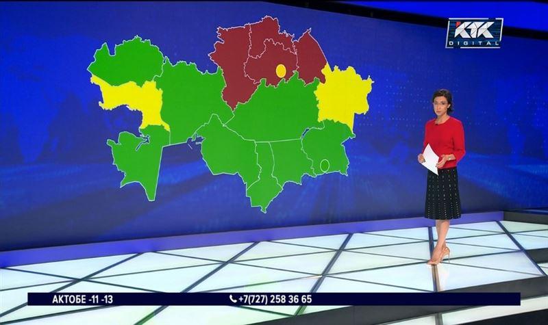 Алматы вновь в «зеленой» зоне, ситуация в столице стабилизируется