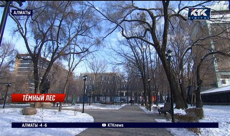 Штраф за незаконный снос одного дерева могут поднять до 4 миллионов