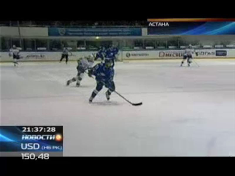 «Барыс» отпраздновал 28-ю победу в сезоне