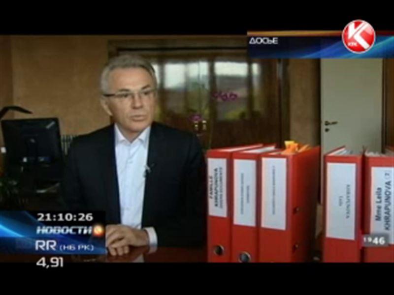 Беглец Храпунов хочет вернуться в Казахстан