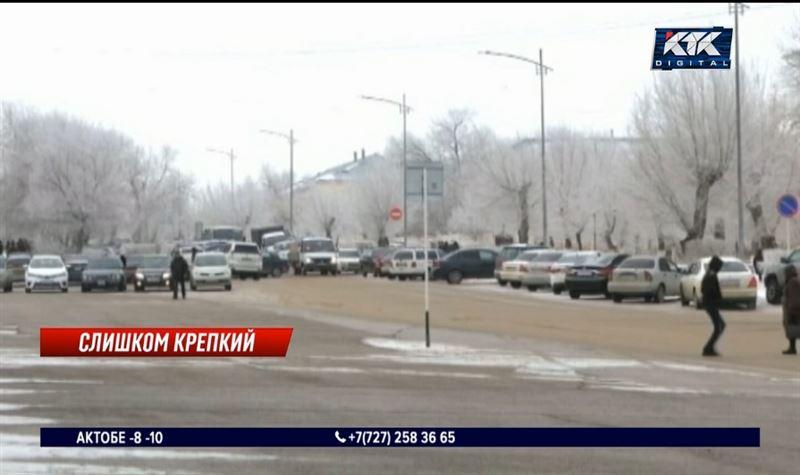 Декабрь 2020-го оказался в Казахстане аномально холодным и малоснежным–«Казгидромет»