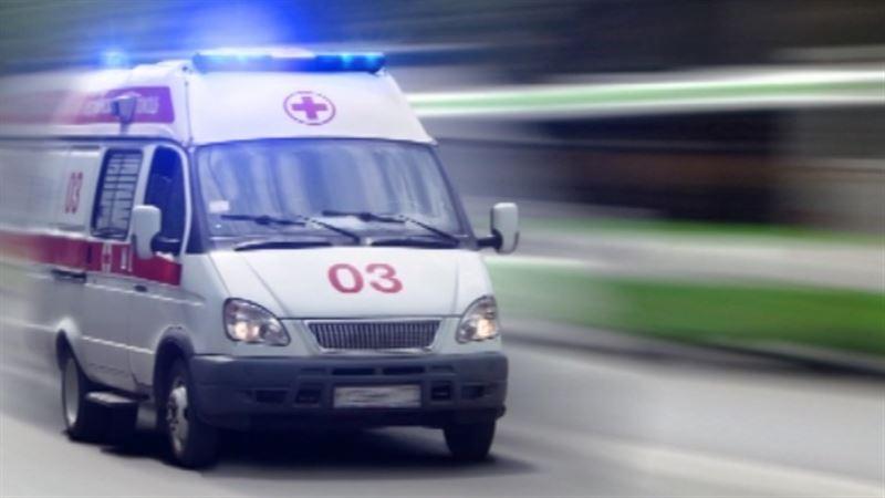 Три человека пострадали в ДТП со скорой помощью в Павлодаре