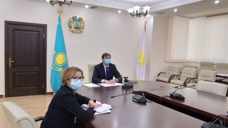 Что главный санврач Казахстана говорит об эпидситуации в стране