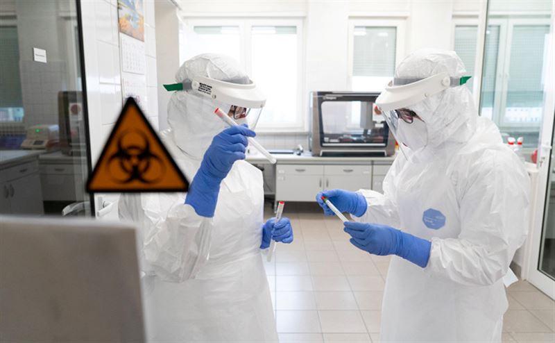Пик заражения коронавирусом в Казахстане ожидается 2 марта