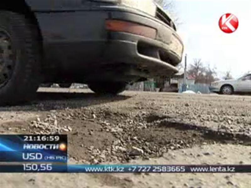 Казахстан занимает 117 место в рейтинге междугородних трасс